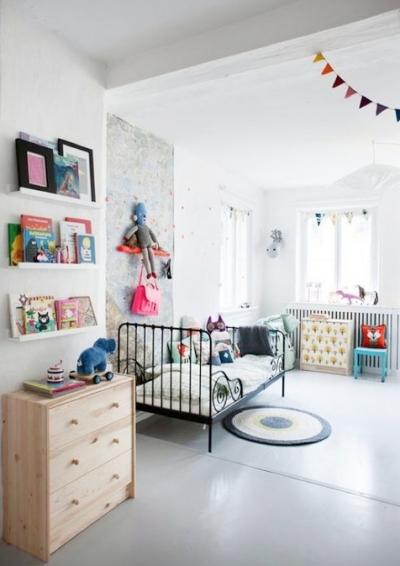 Decorar el dormitorio de los mas pequeños!!!